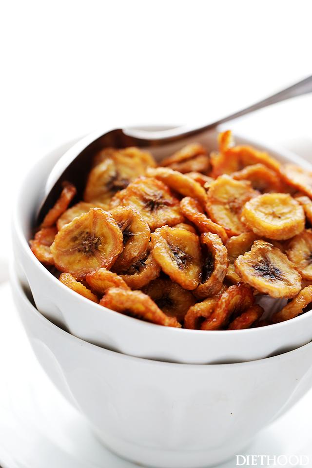 Baked-Bananas-Chips