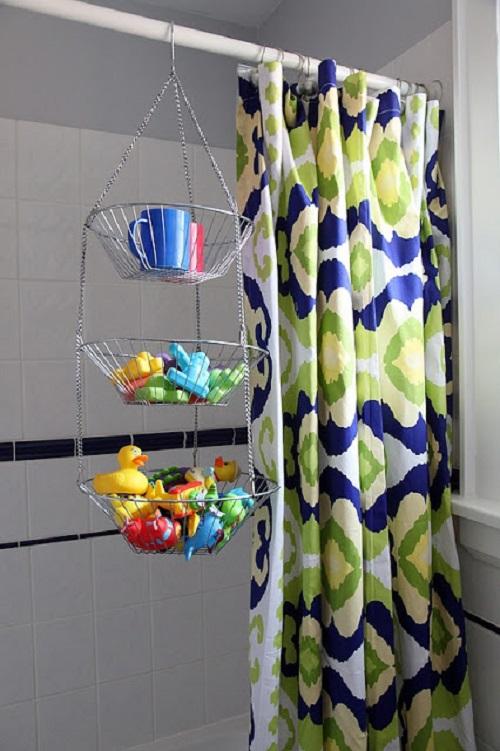 Bathub Toy Storage