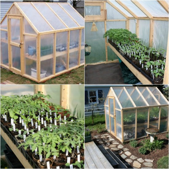 Window Greenhouse Insert Kitchen Window Greenhouses: 13 Shed Transformations That'll Make Your Neighbors Jealous