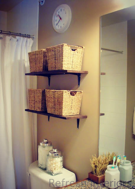 Amazing Bathroom Storage Is Something That Most Of The People Ignore But The Bathroom Is One Of The Most Used Rooms In The House And Keeping It Organized Is Important And You Can Do This Easily With These 10 Over The Toilet Storage Ideas