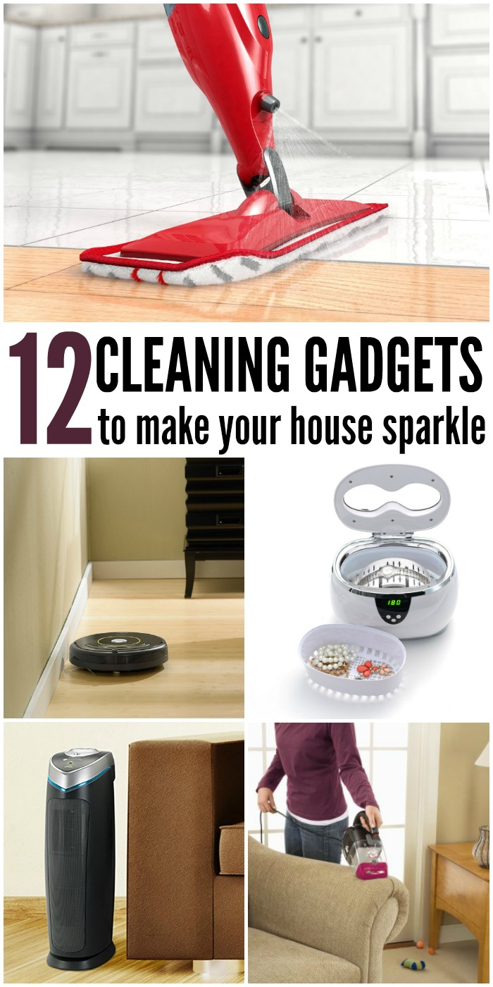12 Things That Will Help Me Clean My House With the Least Effort