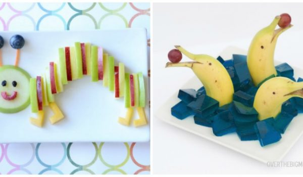 18 Totally Cute Ways to Serve Fruit to Kids
