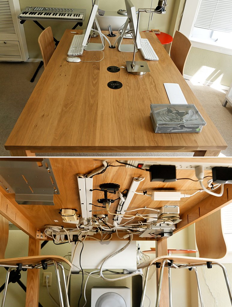 18 Insanely Awesome Home Office Organization Ideas