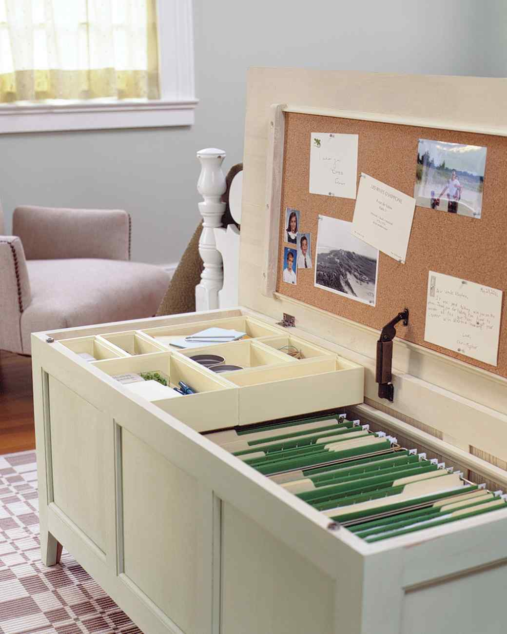 18 insanely awesome home office organization ideas - Organize small space property ...