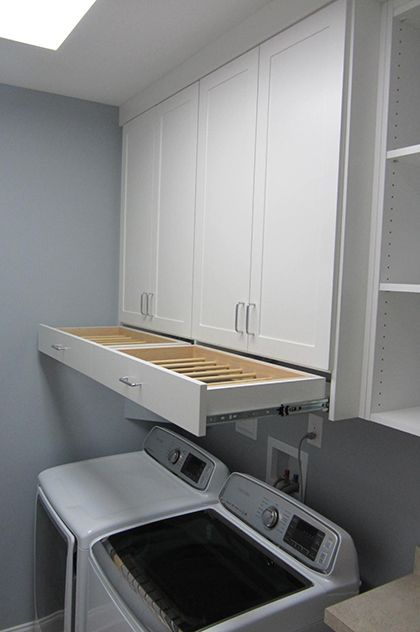 laundry closet ideas 11