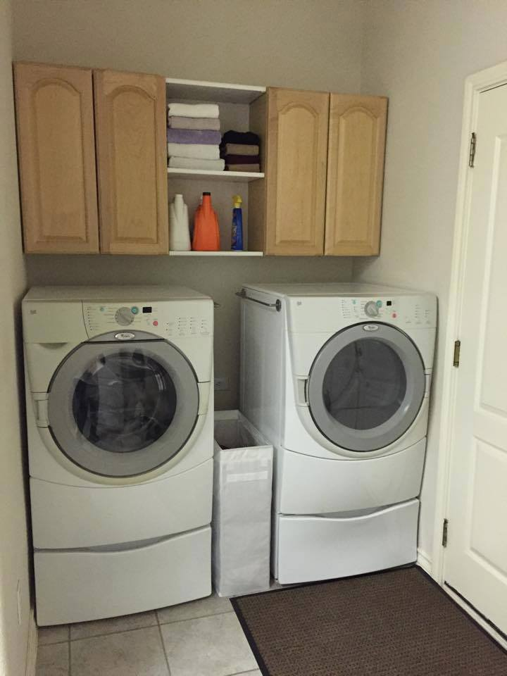 laundry closet ideas 8