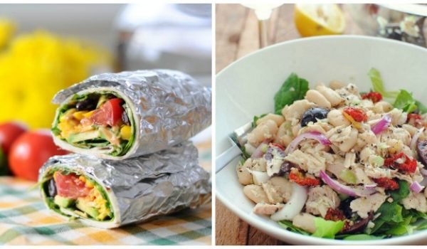 Two Weeks of No Cook Dinner Ideas