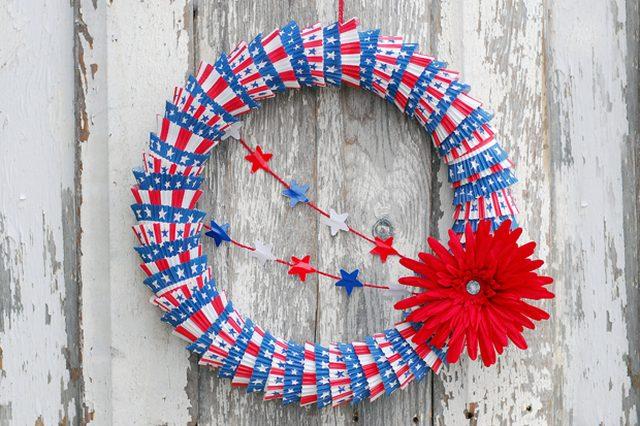 patriotic decor 12 - Patriotic Decorations