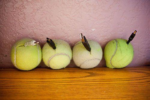 tennis ball hacks 12