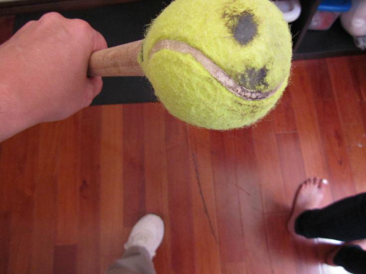 tennis ball hacks 9
