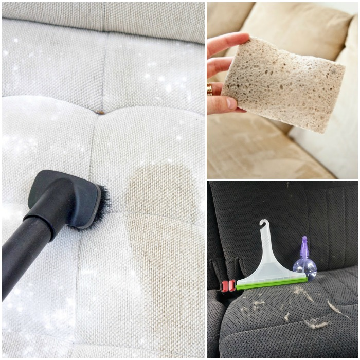 upholstery cleaning hacks