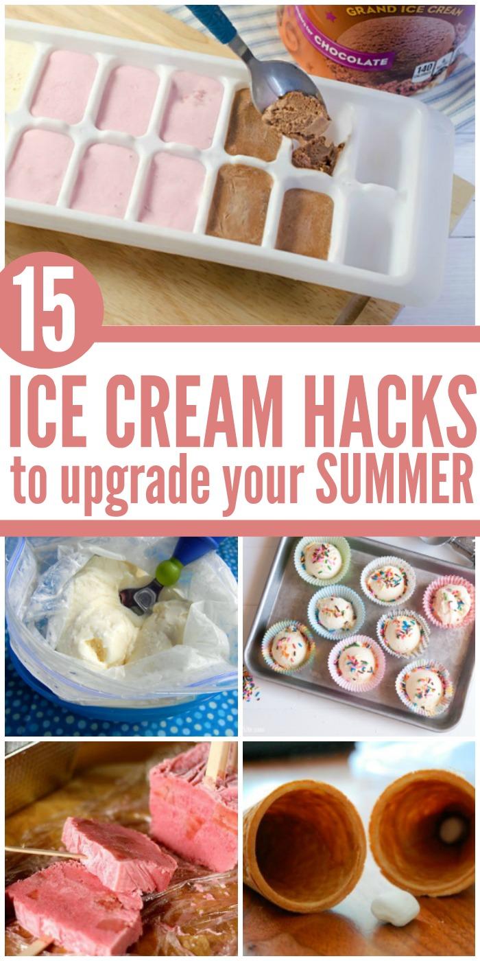15 Summer Gel Nails: 15 Ice Cream Hacks To Upgrade Your Summer