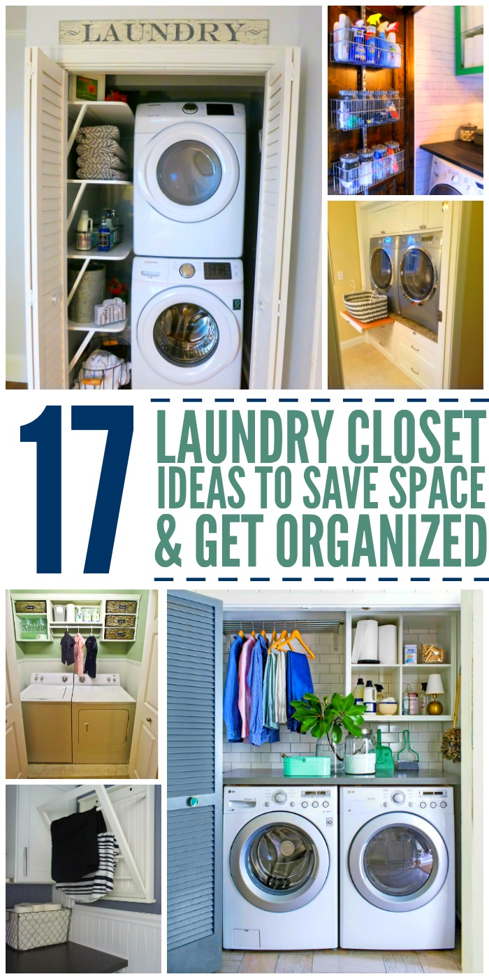 17 laundry room hacks