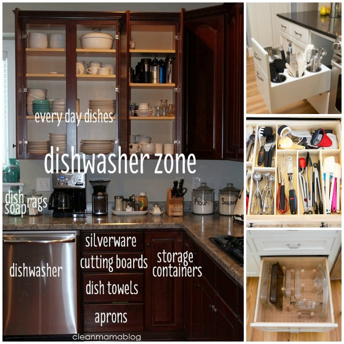 organizing kitchen drawers and cabinets how to organize your kitchen with 12 clever ideas 7223