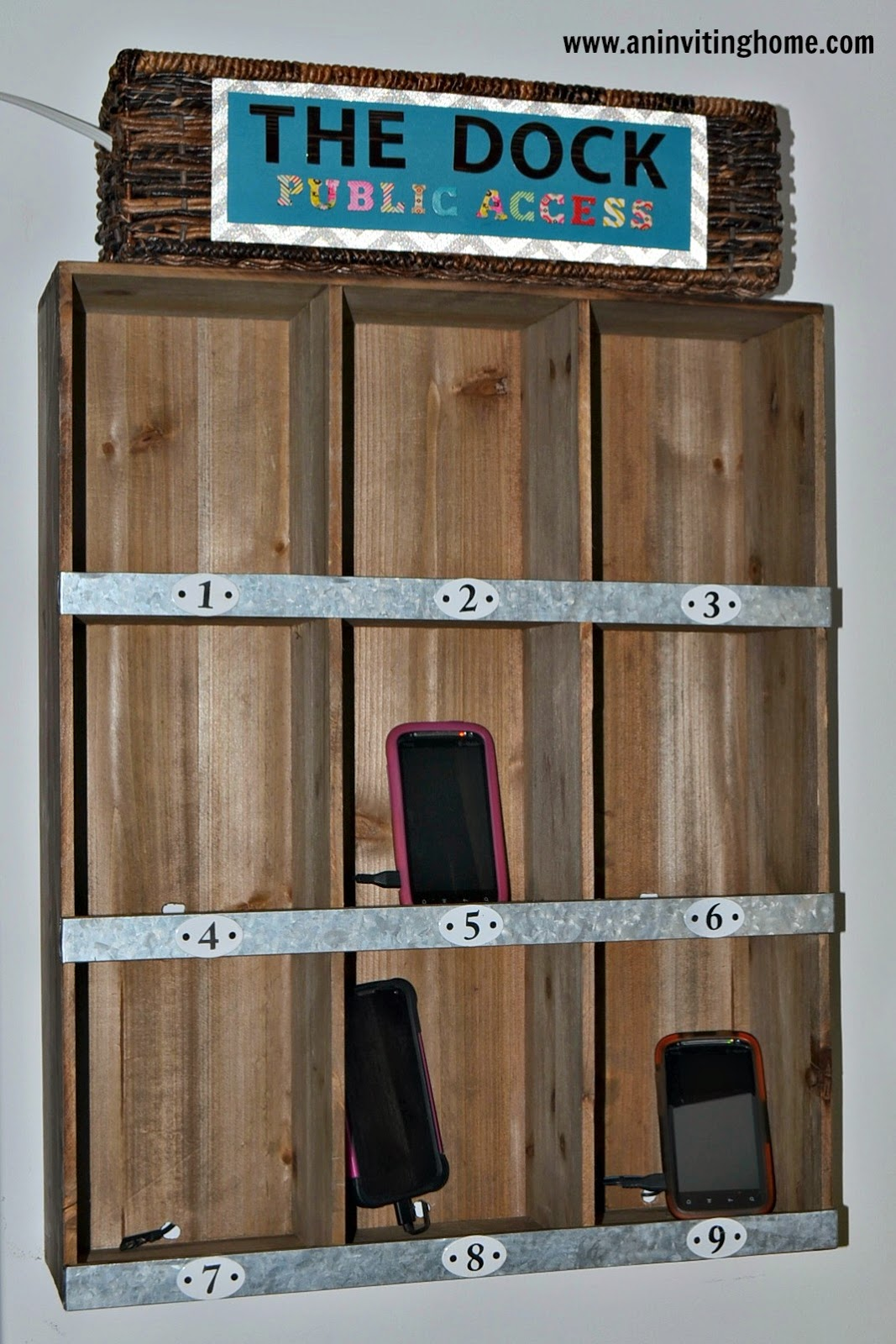 charging stations 15