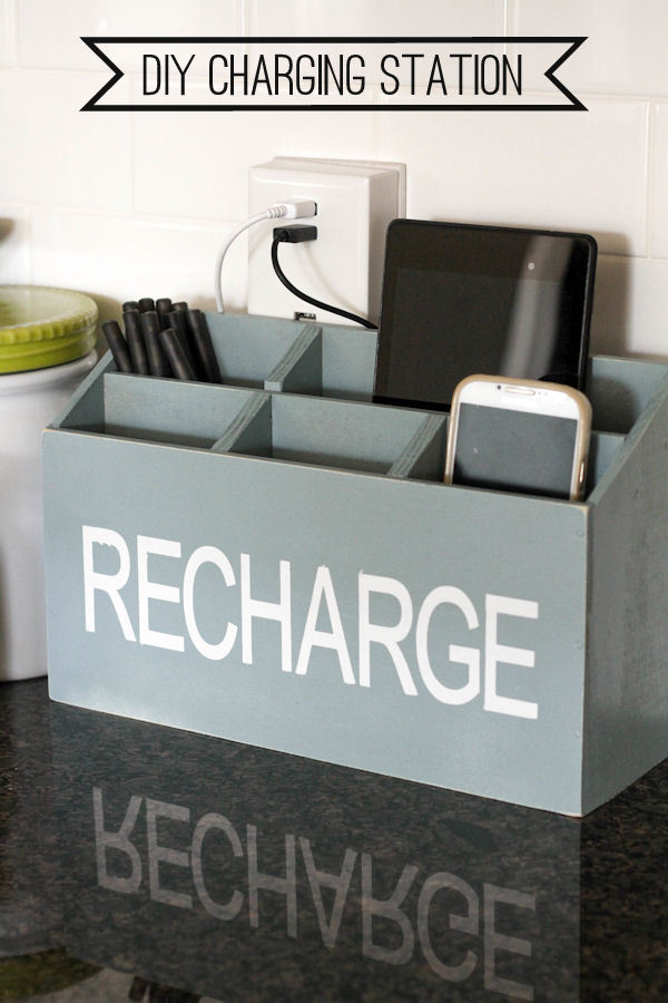 charging stations 8