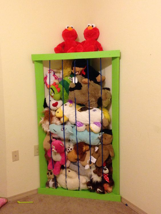 What Do You Use To Store Toys In : Ways to better use corner space