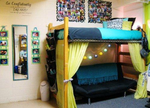 dorm room 11