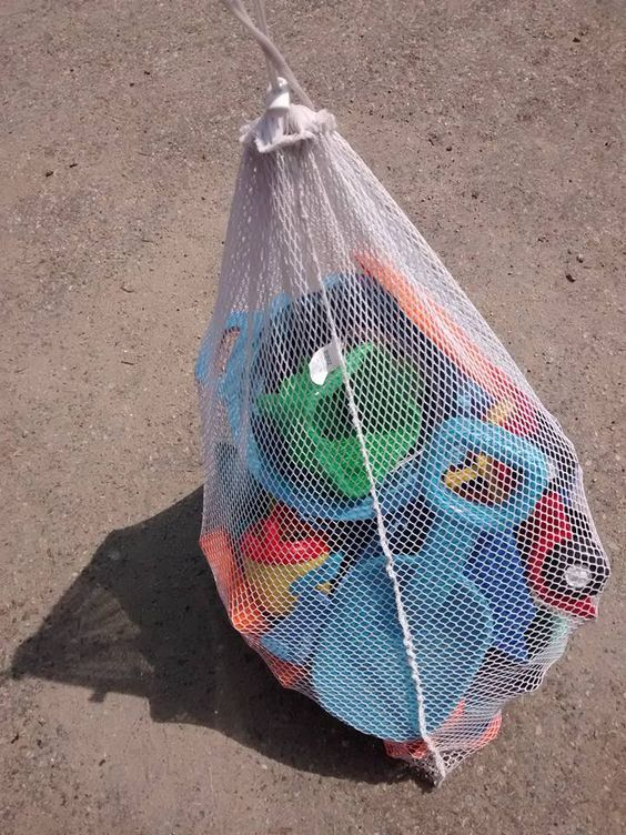 mesh laundry bag 1