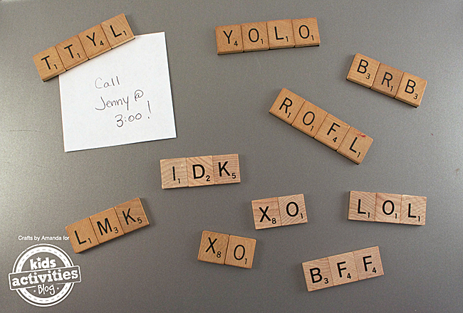 15 Awesome Uses for Scrabble Tiles (Besides Playing the Game)