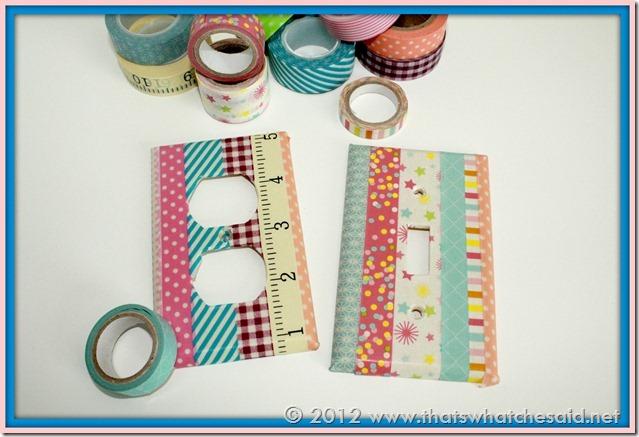 washi tape crafts 12
