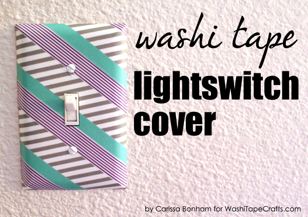 16 incredibly cool things to do with washi tape for Crafts with washi tape