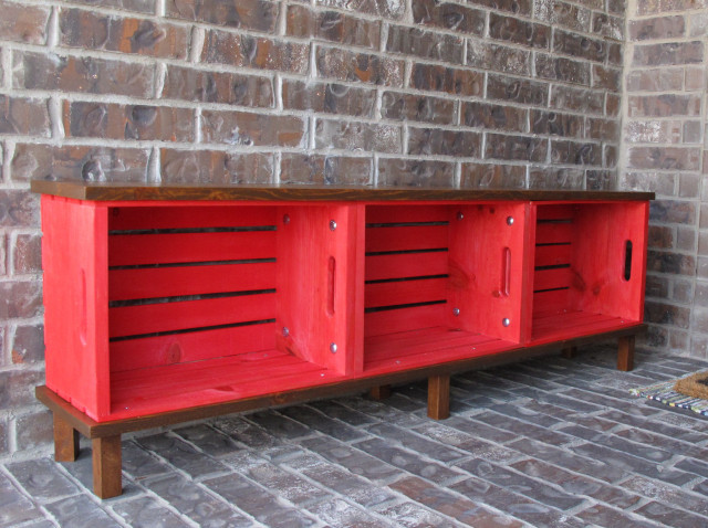 wooden crate projects 9