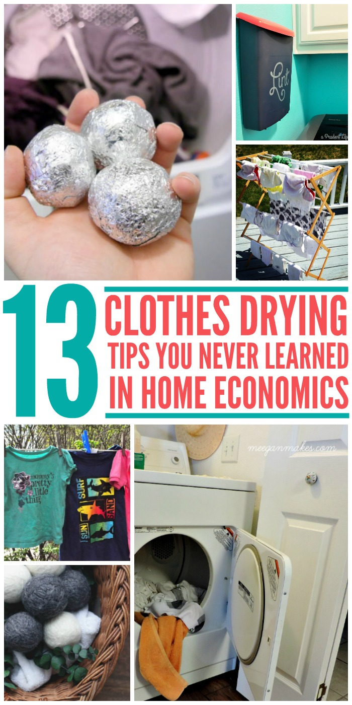 13 tips for the fastest way to dry clothes and win at laundry for Quickest way to save for a house