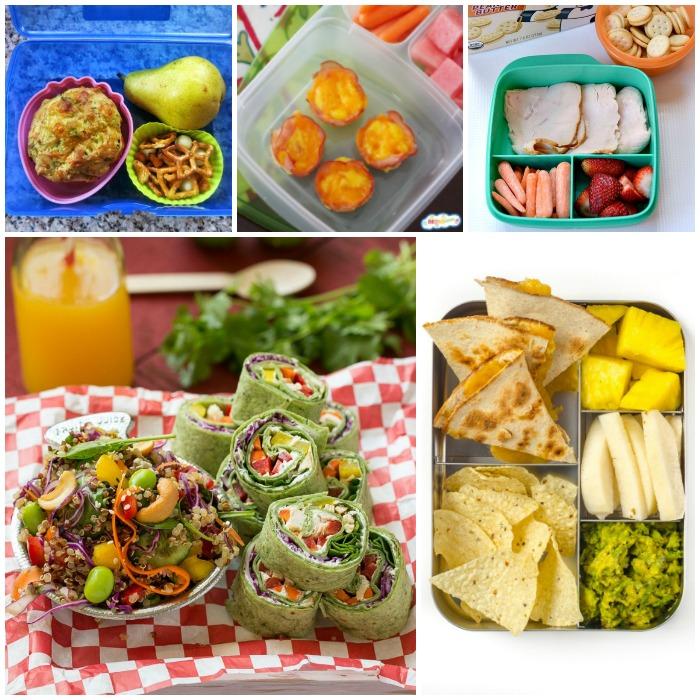 Amazing School Lunch Ideas