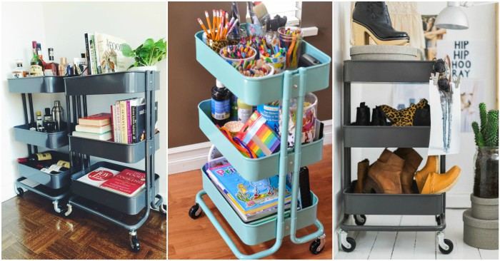 16 reasons you totally need an ikea raskog cart in every room. Black Bedroom Furniture Sets. Home Design Ideas