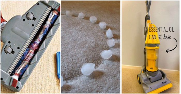 12 Genius Vacuum Hacks Every Clean Freak Should Know