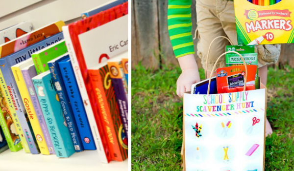 17 Traditions for Celebrating Back-to-School