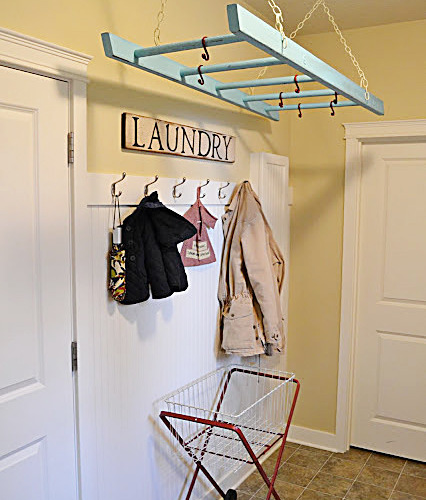 Clothes Drying Ideas ~ Tips for the fastest way to dry clothes and win at laundry