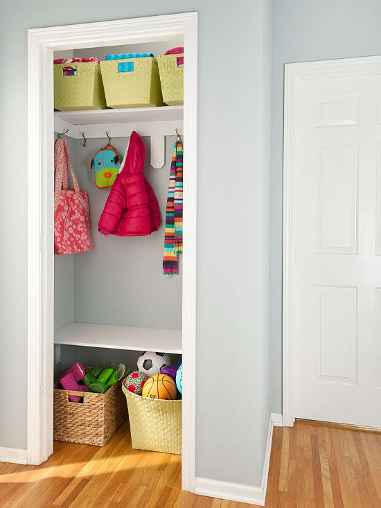 Remove Foyer Closet : Removing closet doors ideas turning a foyer into