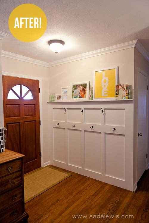 15 ideas for a functional and stylish entryway for Foyer storage ideas