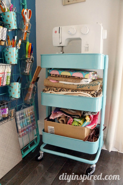 keep all your sewing supplies in another especially if you re at a