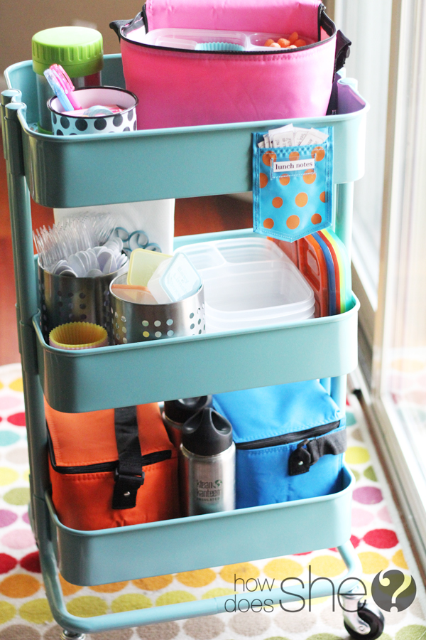16 reasons you totally need an ikea raskog cart in every - Trucs et astuces rangement maison ...