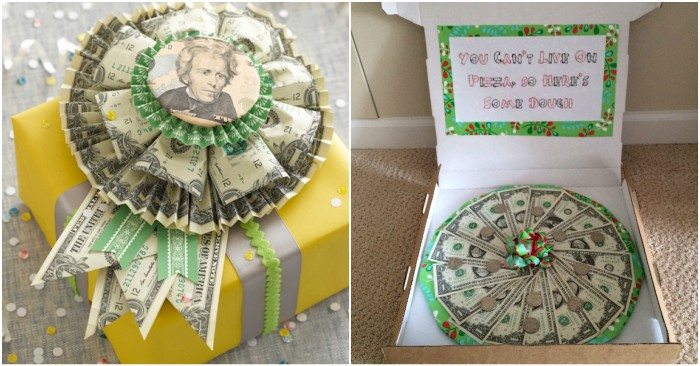 17 Insanely Clever & Fun Money Gift Ideas