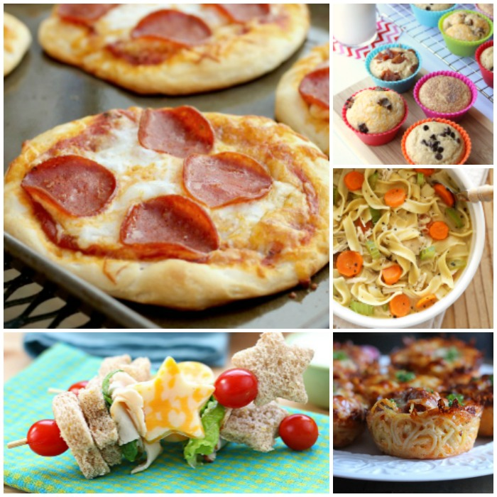 school lunch ideas for busy moms