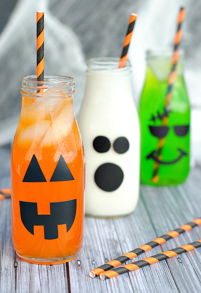 Halloween Party Drinks
