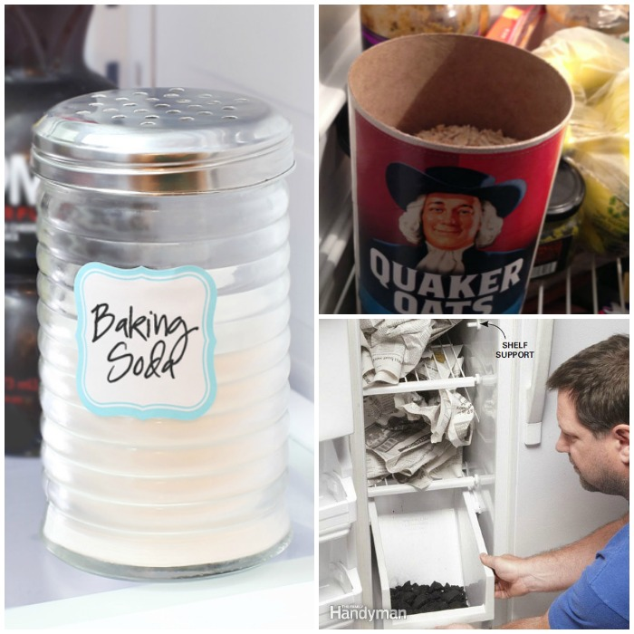 How to Remove Bad Odors from the Fridge