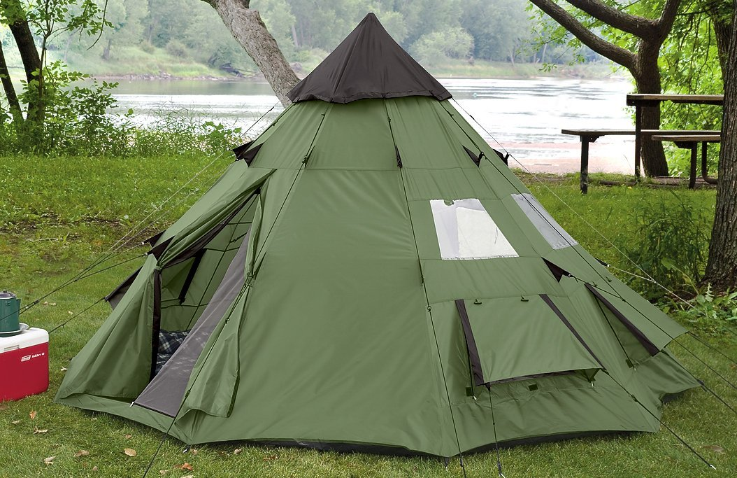 12 Of The Biggest And Best Tents For Large Families