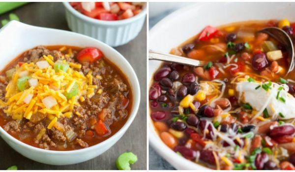 16 Chili Recipes That Will Knock Your Socks Off