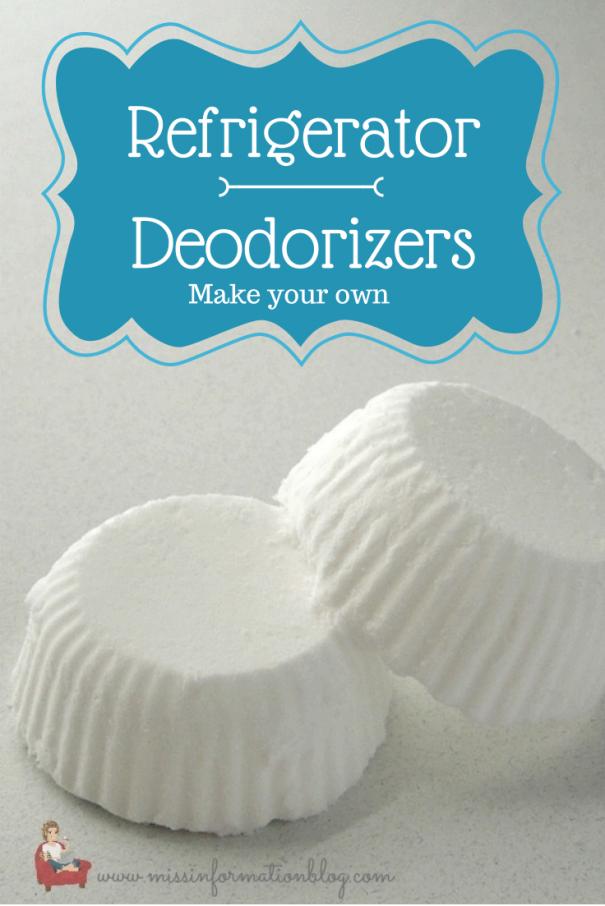 diy refrigerator deodorizers