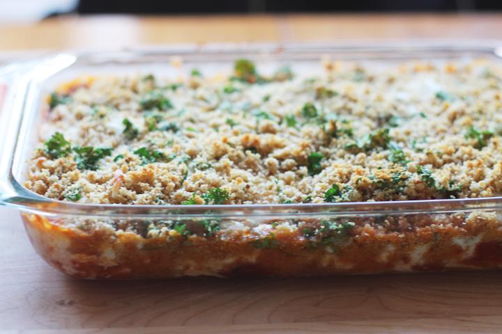 freezer dinner chicken parmesan casserole