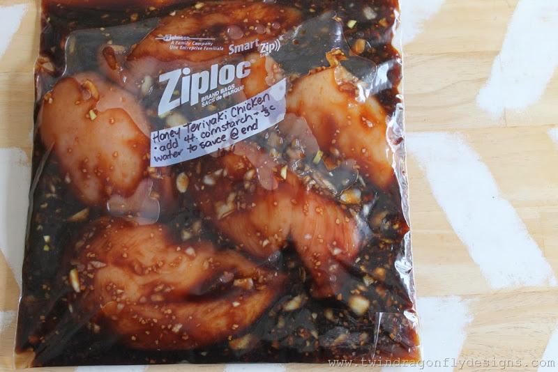 freezer dinner honey teriyaki chicken