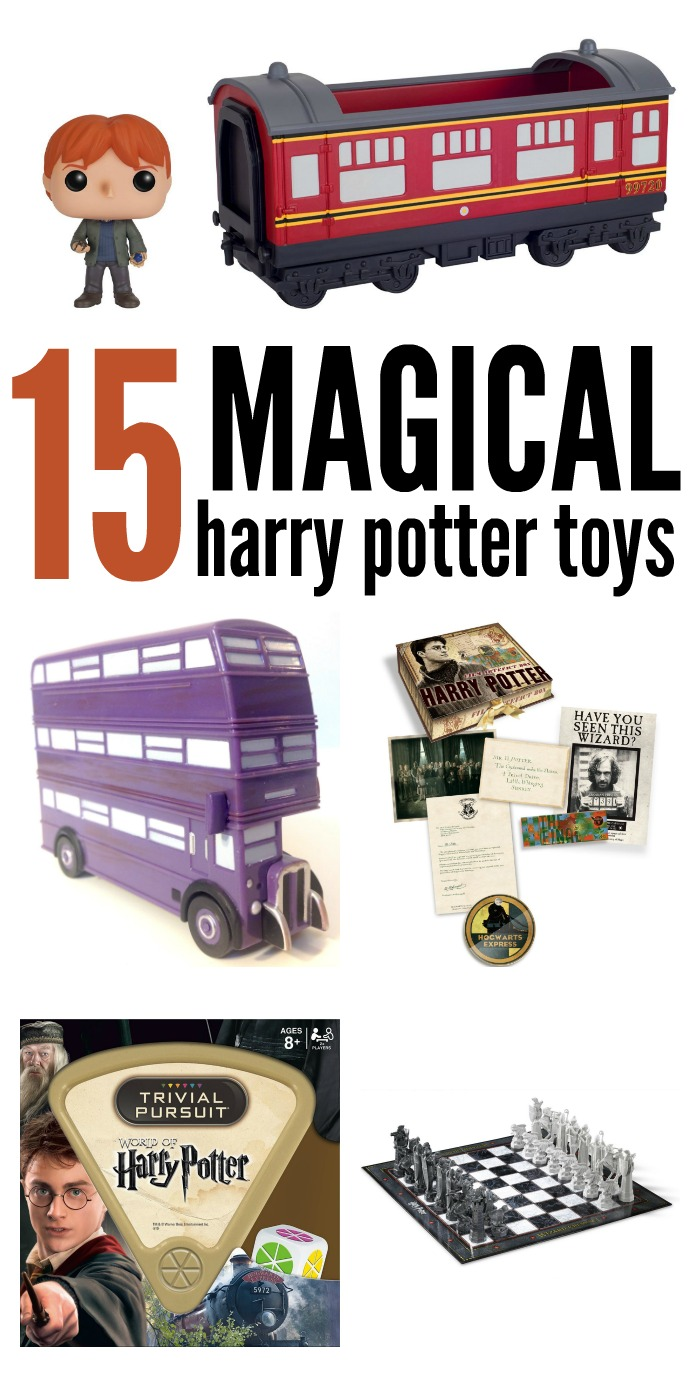 Harry Potter Toys : Magical harry potter toys