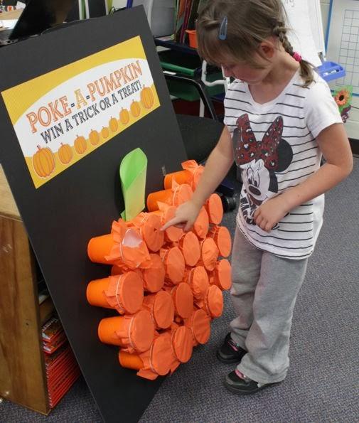 poke a pumpkin game