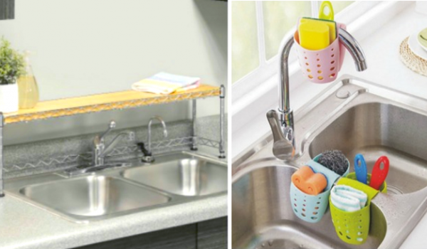 11 Must Have Sink Accessories and Products to Organize My Sink