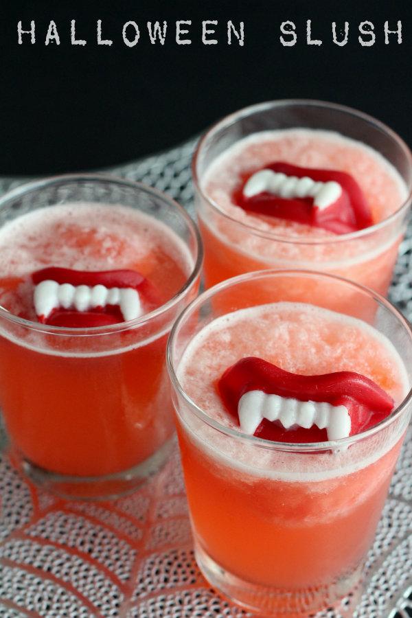 vampire slush